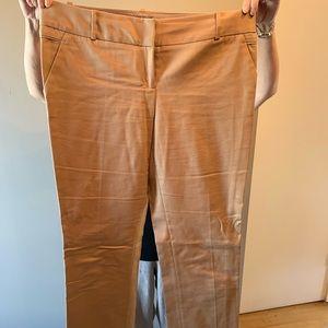 The Limited Drew fit khaki dress pants